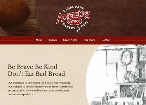 Amazing Grace Bakery & Cafe