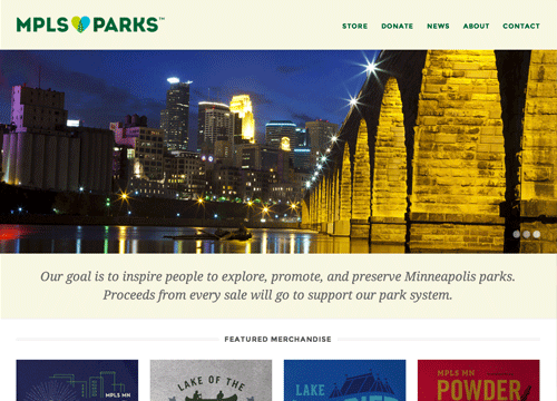 Love Mpls Parks